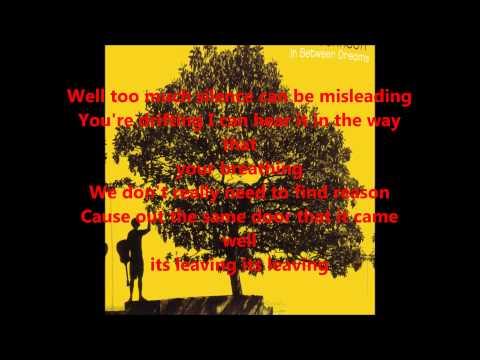 JACK JOHNSON no other way  lyrics
