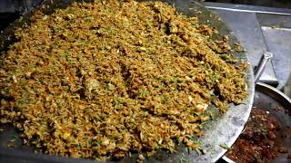 Most liked DILAWAR FRIED RICE |  Street food Indian style | Egg recipes | Sagar Omlet
