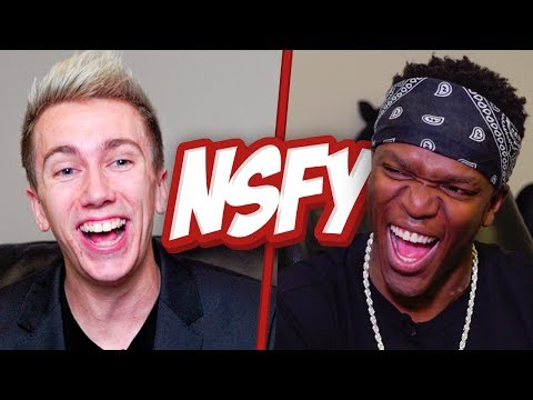 NOT SAFE FOR YOUTUBE #3 (NSFY) With JJ