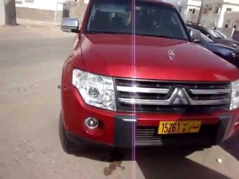 Mitsubishi Pajero 3.8 V6 2010 4WD