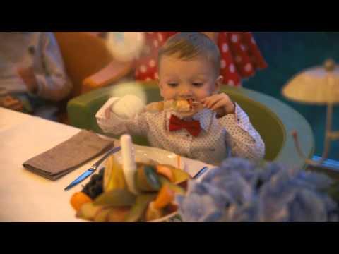 Поздравление с днем рождения внуку на 2 года от бабушки и дедушки