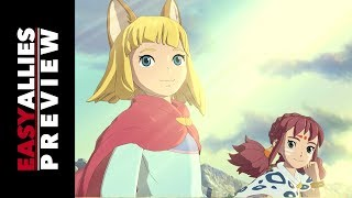 Ni no Kuni II: Revenant Kingdom - Easy Allies Preview