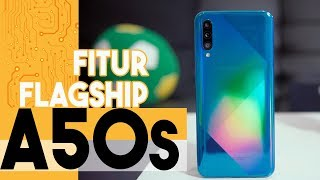NFC + Super Steady Mode : Samsung Galaxy A50s - Unboxing & Hands On