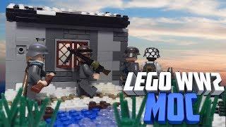 Lego WW2 MOC Бостонское сражение | Лего самоделка по Второй Мировой войне | Новости канала