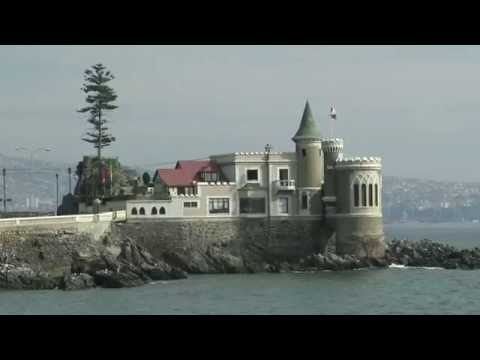 Valparaiso the little San Francisco in Chile