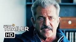 DRAGGED ACROSS CONCRETE Official Trailer (2019) Mel Gibson, Vince Vaughn Movie HD
