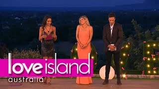 Does Tayla choose love or money | Love Island Australia 2018