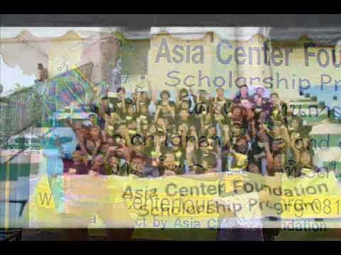 Presenting Asia Center Foundation (NGO) In Thailand