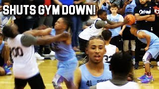 Julian Newman vs Ramone Woods at NEO CAMP SHUT THE GYM DOWN!