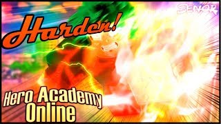 Roblox| Hero Academy Online [009] Alpha| Harden ShowCase