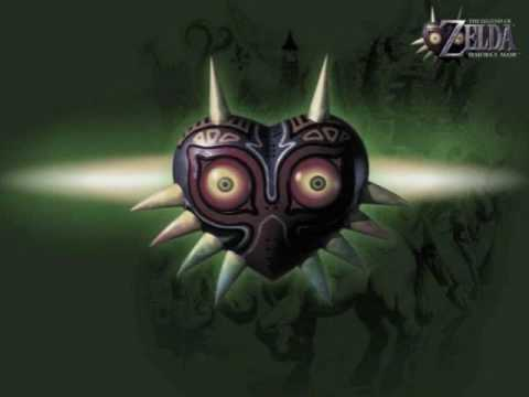 Ikana Canyon/Great Bay/Southern Swamp/Snowpeak Theme Majora's Mask remix