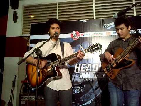 The Overtunes - Jatuh Dari Surga ( 26.4.15 - KFC A. Yani Surabaya )