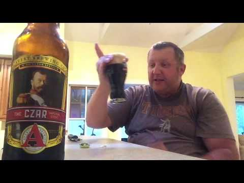 Wednesday Night Beer Review: The Czar - Avery Brewing Company