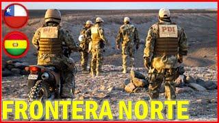 Frontera Chile-Bolivia: Los límites del contrabando Altiplánico (Reportajes 24 - TVN)