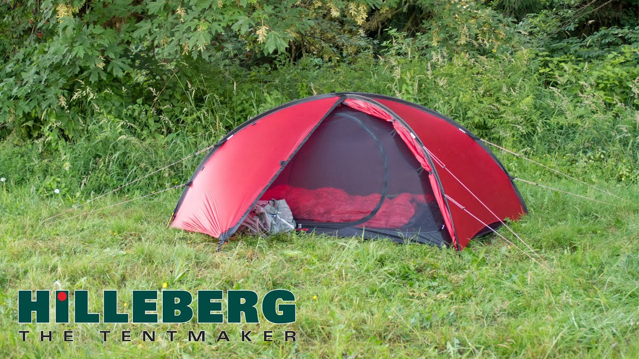 Hilleberg Niak Pitching Instructions Additional Features And