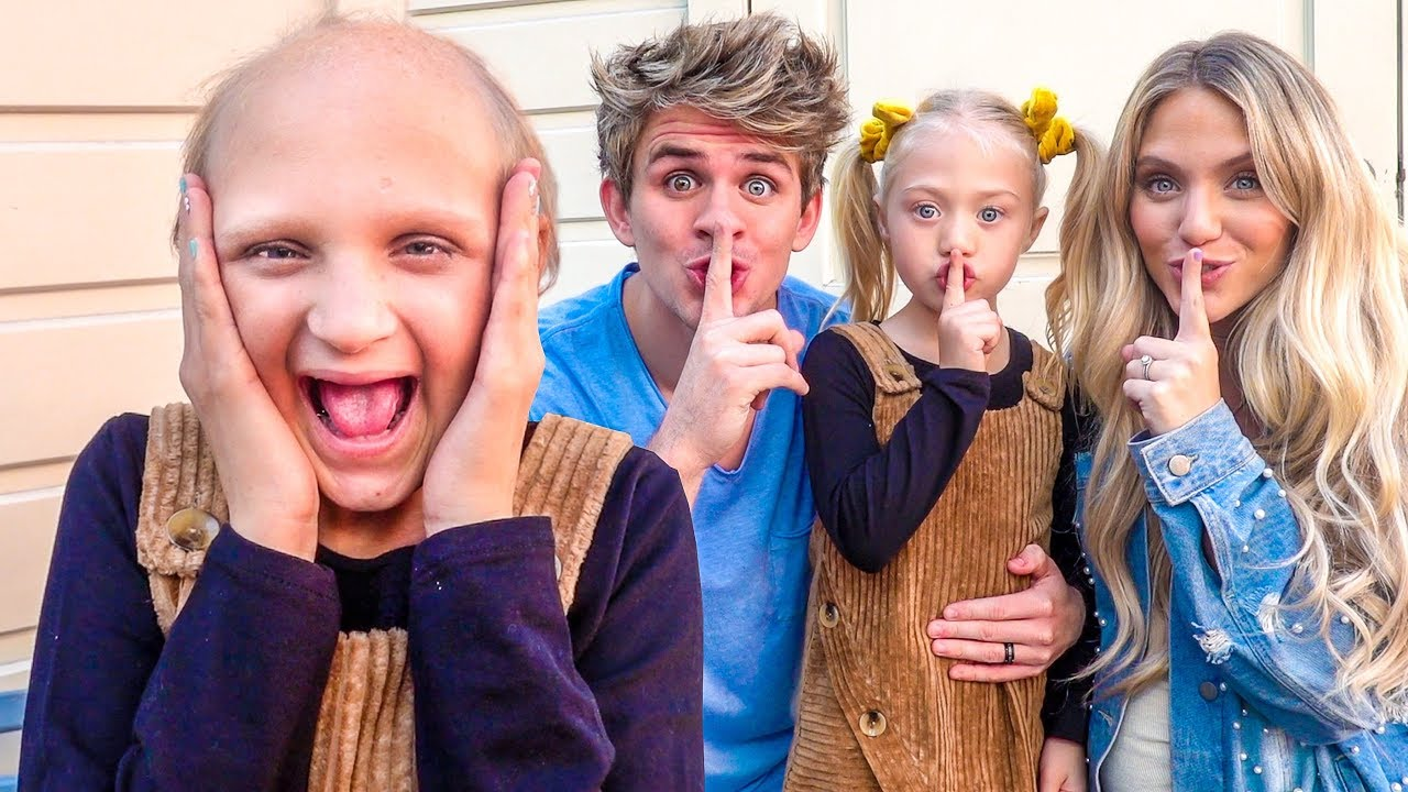 Download We surprised our biggest fan who's fighting for her life.