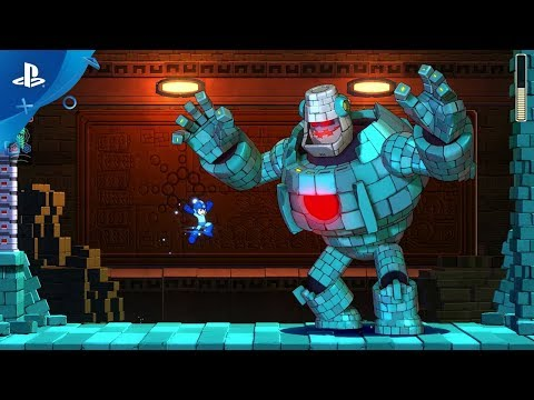 Mega Man 11 – Pre-Order Trailer | PS4