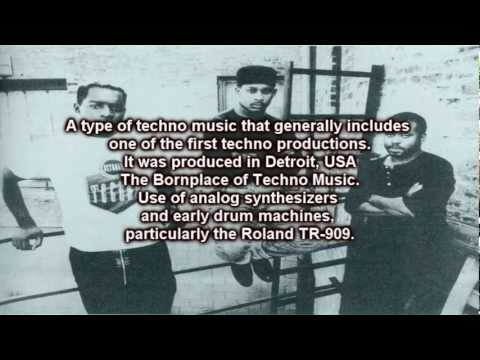 Techno Genres