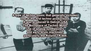 Techno Genres