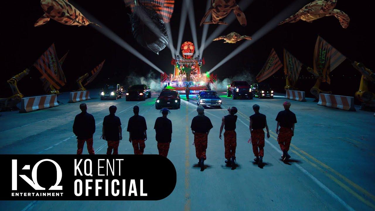 ATEEZ(에이티즈) - 'THANXX' Official MV