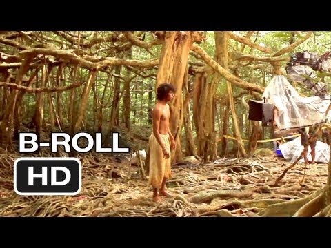 Life of Pi Official B-Roll (2012) - Ang Lee Movie HD