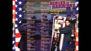 Rob Gee ‎– Heroes Of Hardcore  1997
