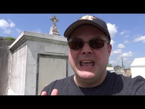 Greenwood Cemetery - New Orleans, LA