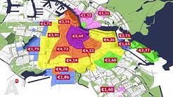 Parkeren in Centrum kost nu 7,50 euro per uur