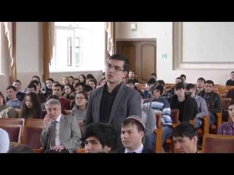 ЧГУ посетила делегация Посольства Туркменистана в Российской Федерации. 17.02.2018