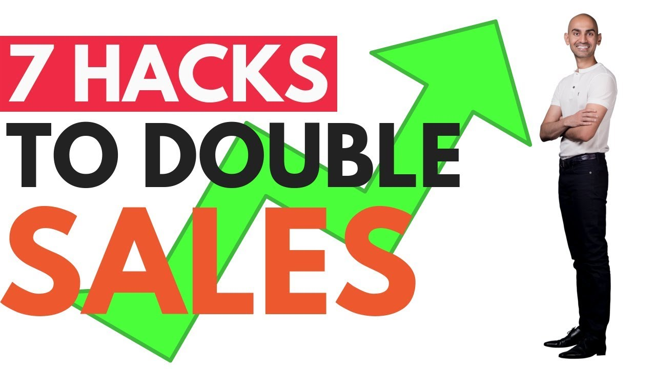 7 Valuable Landing Page Hacks to DOUBLE Your Sales