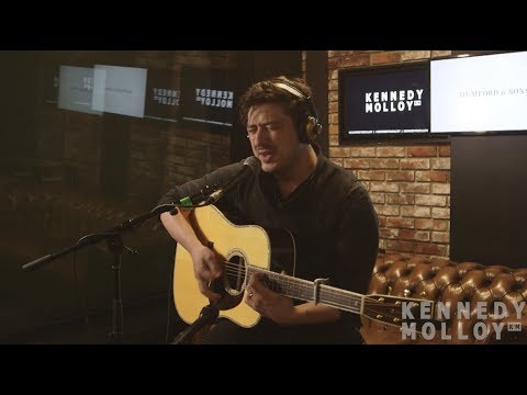 Marcus Mumford - Guiding Light | Live On Kennedy Molloy! | Triple M