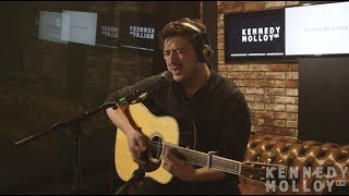 Marcus Mumford - Guiding Light | Live On Kennedy Molloy! | Triple M Video