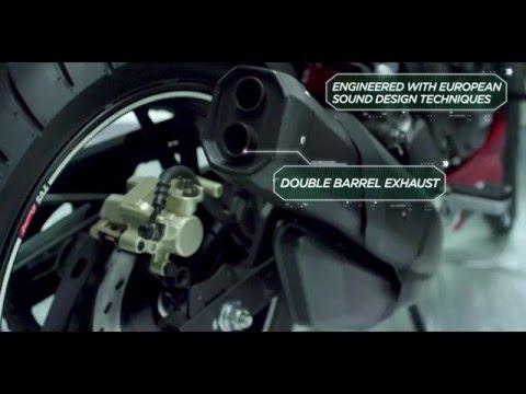 TVS Apache RTR 200 4V - Racing DNA Unleashed