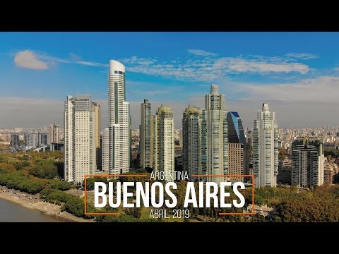 Buenos Aires - Argentina | Drone 4K