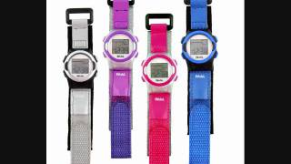 WobL Vibrating Children's Watch en Español