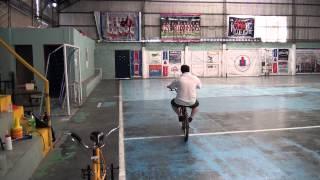 Proyecto Deportivo Especial Despertar - Javi en Bici sin pedales
