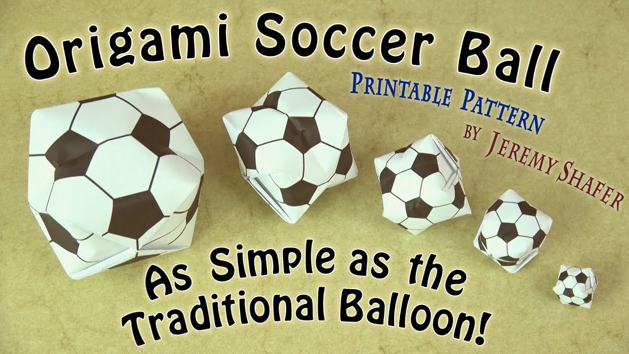 It is a photo of Soccer Ball Printable in soccer party