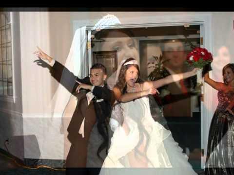 The Wedding of Leslie and Joel Del Toro