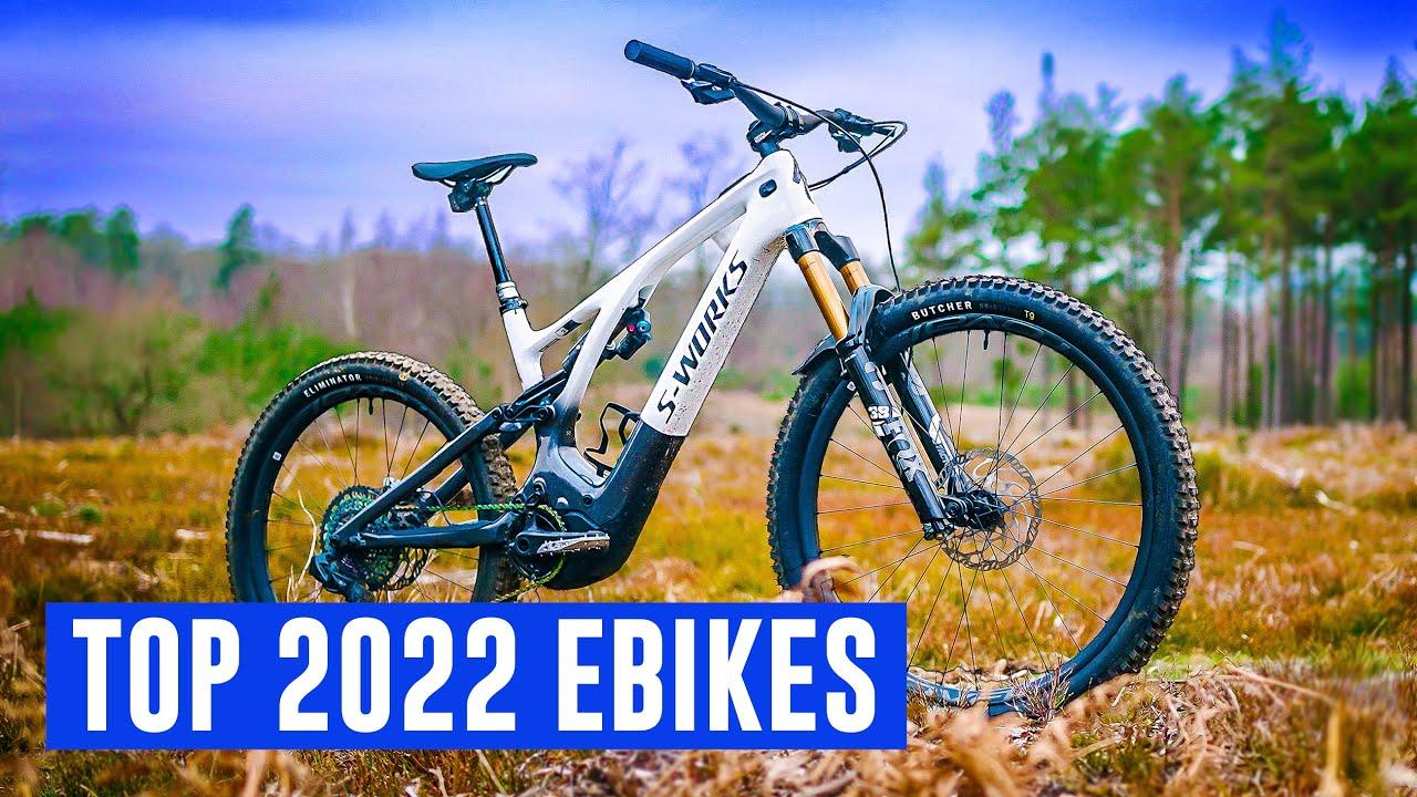 Top 10 - Electric Mountain Bikes for 2022 - DREAM BIKE CHECK