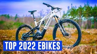 Top 10 - Electric Mountain Bikes For 2022 - DREAM B KE CHECK