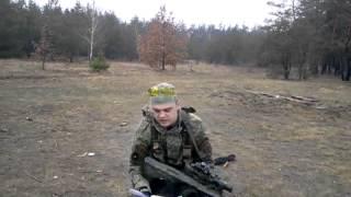 КМБ 1.4. Обращение с оружием