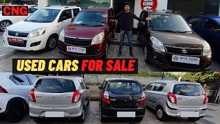 Used WagonR 2010,13,14 CNG & Alto 800 For Sale | in Maharashtra