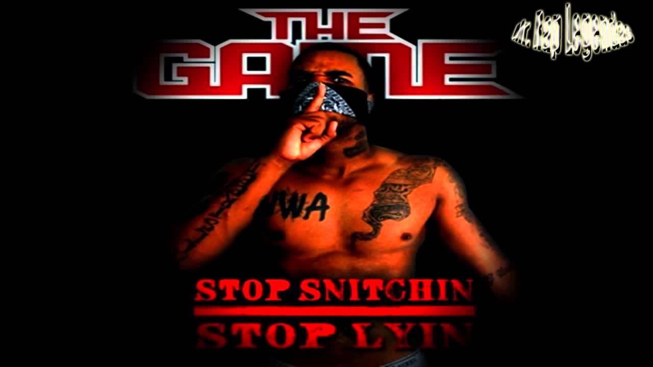 Stop Snitchin Stop Lyin