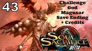 Soul Sacrifice DELTA PS VITA - 1080P Let
