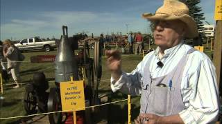 Stationary and Portable Engines: On the Farm