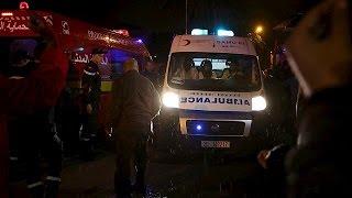 Au moins 13 morts dans l'attentat contre un bus de la garde présidentielle à Tunis