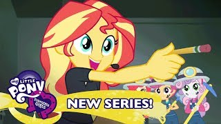 Mlp: Equestria Girls Season 1 - all The Worlds Off Stage 🚂  You Choose The En