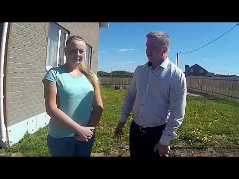 В гостях у Оксаны. Проект дома КД 152 на своём участе