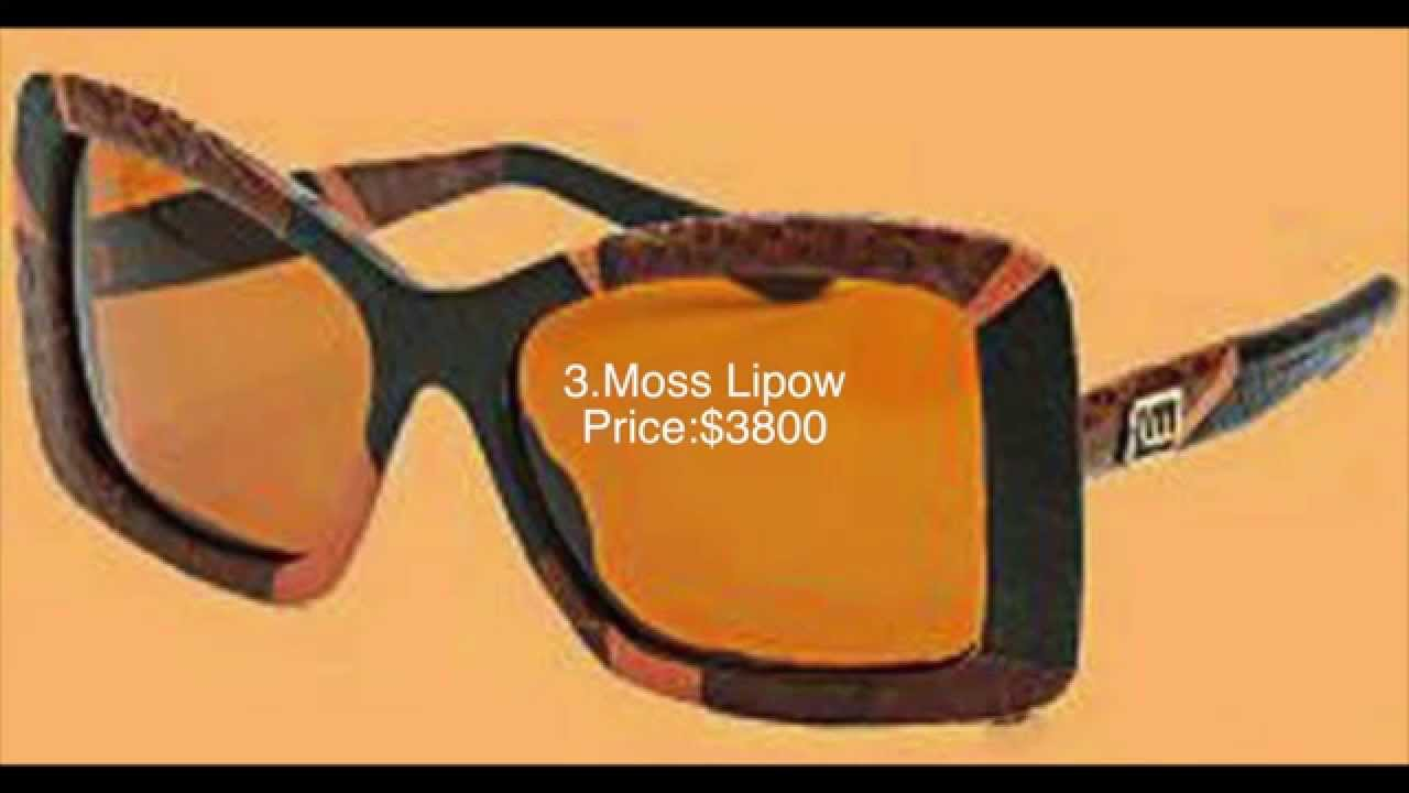 d433aed0e6d Top 5 Most Expensive Sunglasses in the World - YouTube