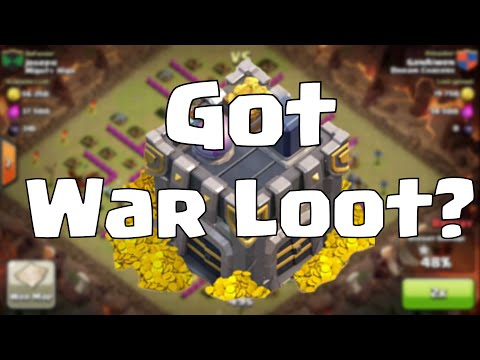 Clash Of Clans - When To Collect Clan War Loot